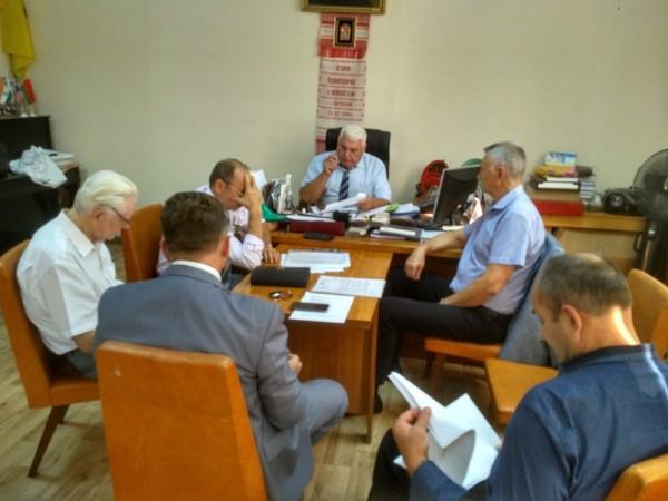Відбулося чергове засідання Президії УТА