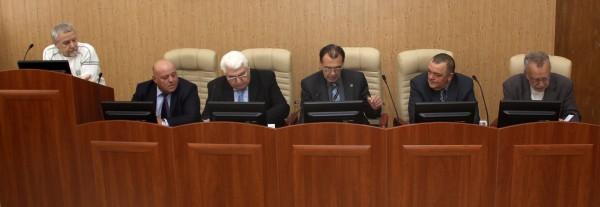 У Хмельницькому національному університеті відбулося виїздне засідання Президії УТА